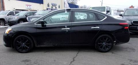 2013 Nissan Sentra for sale at Top Line Import in Haverhill MA
