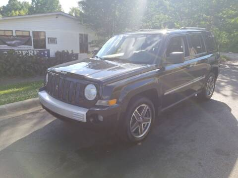 2008 Jeep Patriot for sale at TR MOTORS in Gastonia NC