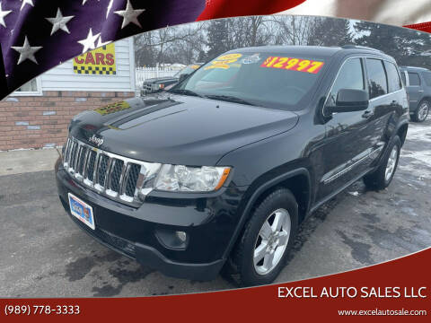 2013 Jeep Grand Cherokee for sale at Excel Auto Sales LLC in Kawkawlin MI