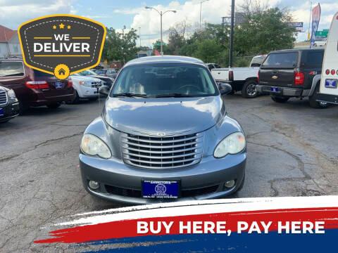 2008 Chrysler PT Cruiser for sale at E H Motors LLC in Milwaukee WI