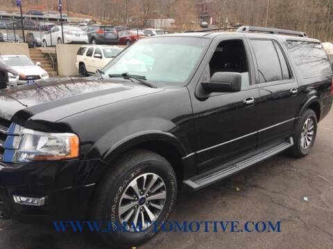 2016 Ford Expedition EL for sale at J & M Automotive in Naugatuck CT