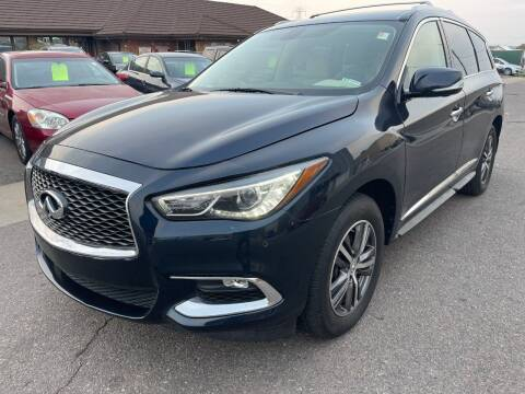 2017 Infiniti QX60 for sale at STATEWIDE AUTOMOTIVE LLC in Englewood CO