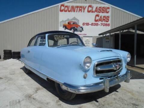1954 Nash Sedan