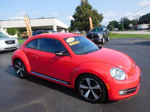2012 Volkswagen Beetle for sale at North State Motors in Belvidere IL