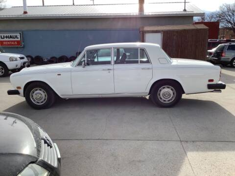 1979 Rolls-Royce Silver Shadow for sale at Paris Fisher Auto Sales Inc. in Chadron NE