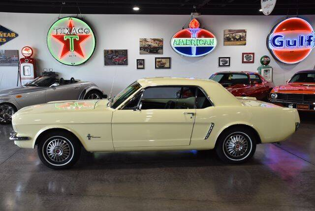 1965 Ford Mustang for sale at Choice Auto & Truck Sales in Payson AZ