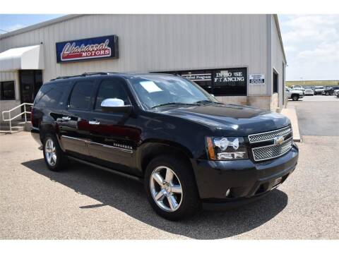 2011 Chevrolet Suburban for sale at Chaparral Motors in Lubbock TX