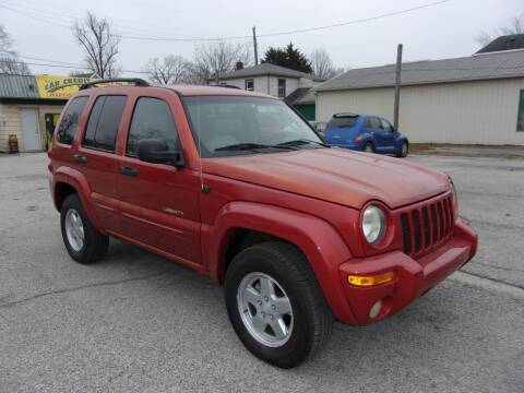 2002 Jeep Liberty for sale at Car Credit Auto Sales in Terre Haute IN