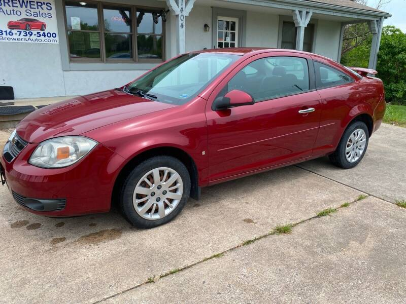 2009 Chevrolet Cobalt for sale at Brewer's Auto Sales in Greenwood MO