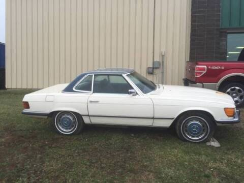 1973 Mercedes-Benz 450-Class for sale at Haggle Me Classics in Hobart IN