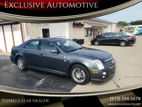 2009 Cadillac STS for sale at Exclusive Automotive in West Chester OH