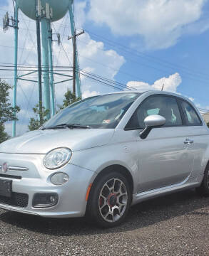 2012 FIAT 500 for sale at Tower Motors in Taneytown MD