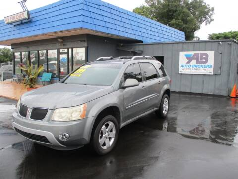 2006 Pontiac Torrent for sale at AUTO BROKERS OF ORLANDO in Orlando FL