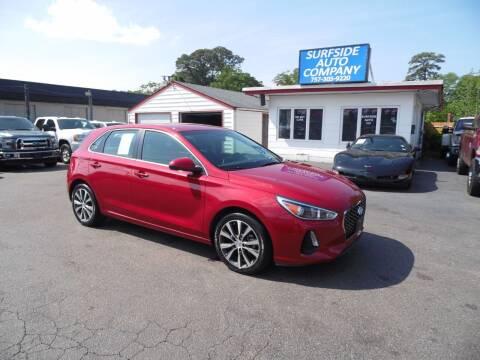 2018 Hyundai Elantra GT for sale at Surfside Auto Company in Norfolk VA
