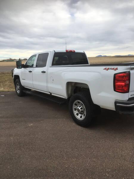 2018 Chevrolet Silverado 2500HD for sale at A Plus Auto LLC in Great Falls MT