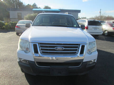 2007 Ford Explorer Sport Trac for sale at Olde Mill Motors in Angier NC