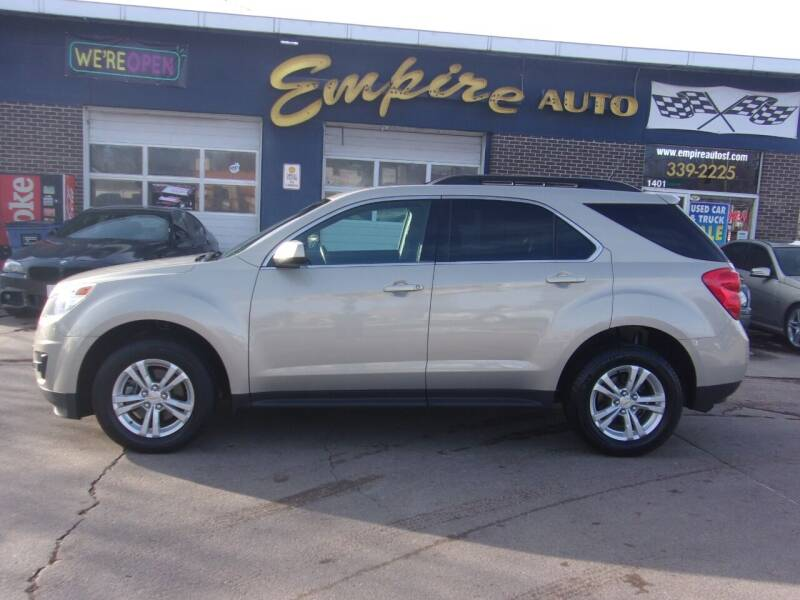 2011 Chevrolet Equinox for sale at Empire Auto Sales in Sioux Falls SD