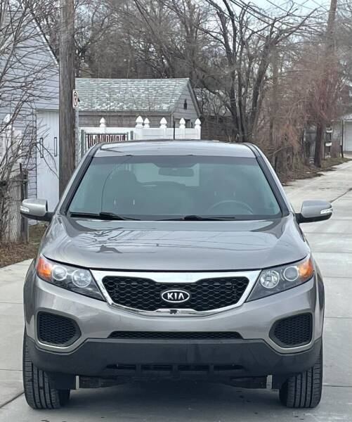 2012 Kia Sorento for sale at Suburban Auto Sales LLC in Madison Heights MI