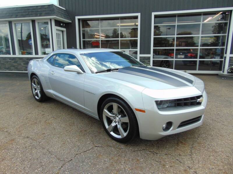 2010 Chevrolet Camaro for sale at Akron Auto Sales in Akron OH