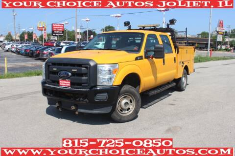 2012 Ford F-350 Super Duty for sale at Your Choice Autos - Joliet in Joliet IL