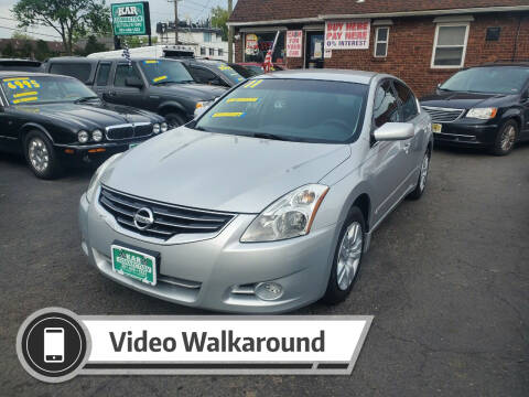 2011 Nissan Altima for sale at Kar Connection in Little Ferry NJ