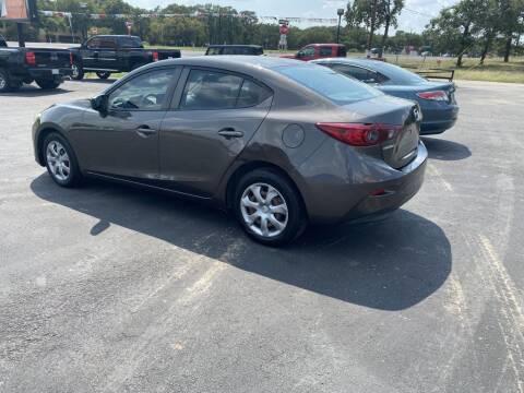 2015 Mazda MAZDA3 for sale at Bam Auto Sales in Azle TX