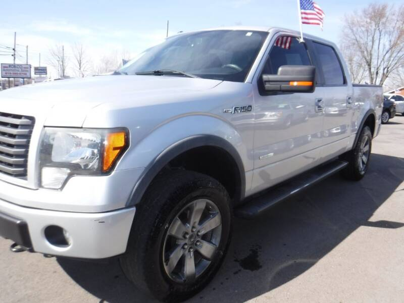 2011 Ford F-150 for sale at Rob Co Automotive LLC in Springfield TN