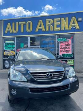 2007 Lexus RX 400h for sale at Auto Arena in Fairfield OH