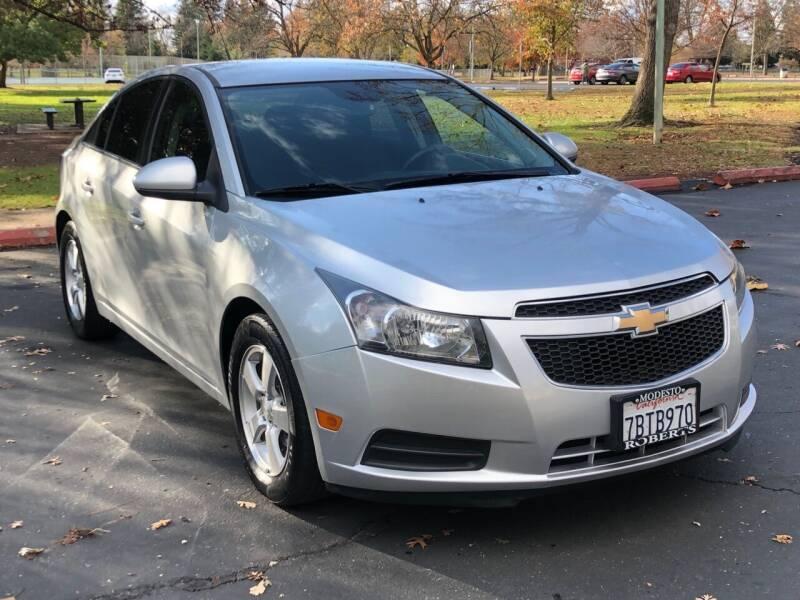 2014 Chevrolet Cruze for sale at Najem Auto Sale in Sacramento CA