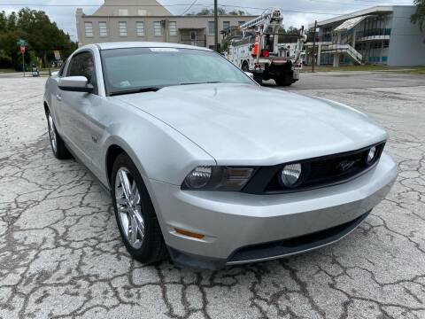 2010 Ford Mustang for sale at Consumer Auto Credit in Tampa FL