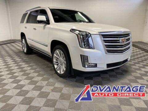 2018 Cadillac Escalade for sale at Advantage Auto Direct in Kent WA