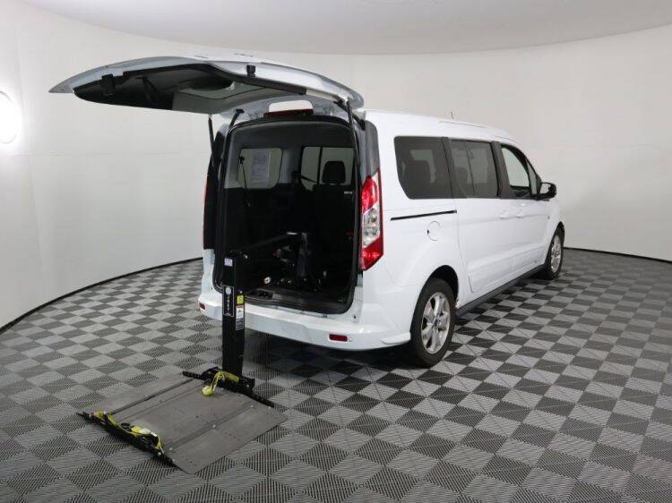 2015 Ford Transit Connect Wagon for sale in Tucker, GA
