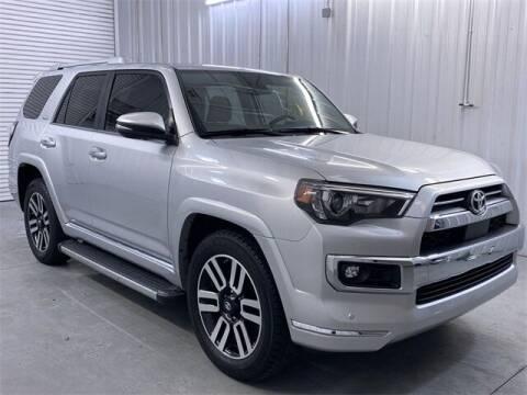 2021 Toyota 4Runner for sale at JOE BULLARD USED CARS in Mobile AL