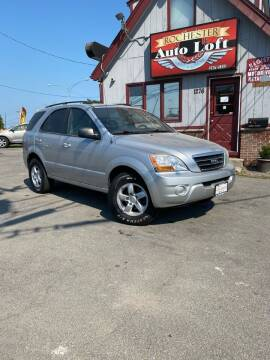 2008 Kia Sorento for sale at Atlantic Auto Brokers in Rochester NY