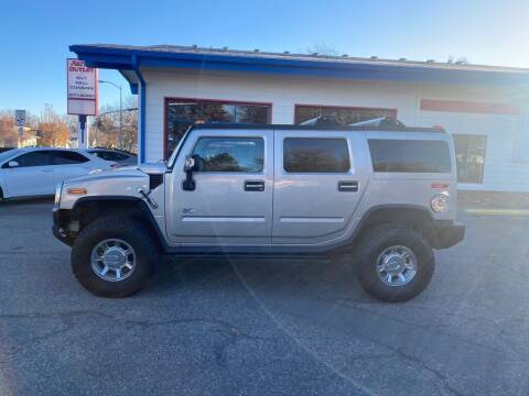 2007 HUMMER H2 for sale at Auto Outlet in Billings MT