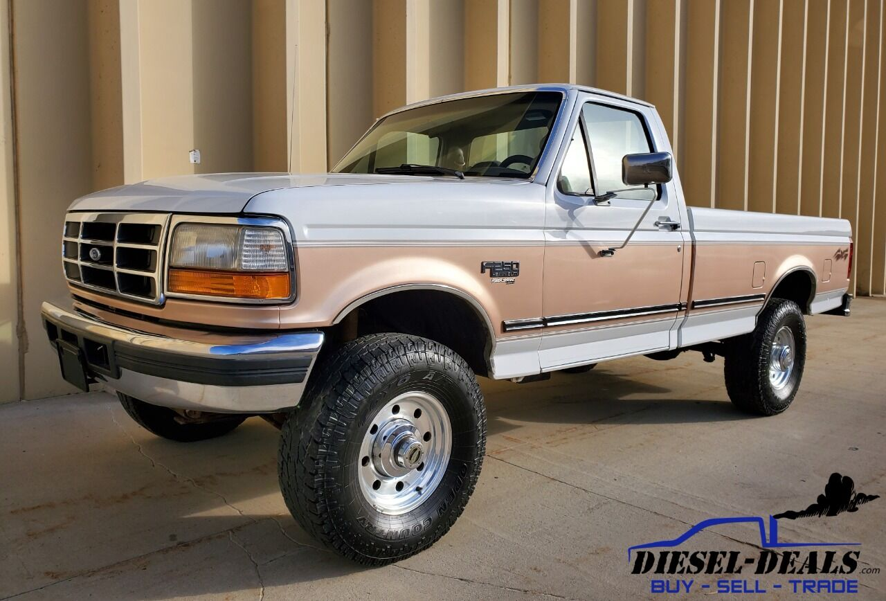 Used 1997 Ford F 250 For Sale Carsforsale Com