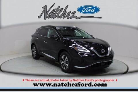 2020 Nissan Murano for sale at Auto Group South - Natchez Ford Lincoln in Natchez MS