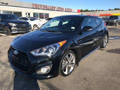 2015 Hyundai Veloster for sale at DriveSmart Auto Sales in West Chester OH
