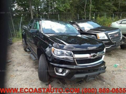 2019 Chevrolet Colorado for sale at East Coast Auto Source Inc. in Bedford VA
