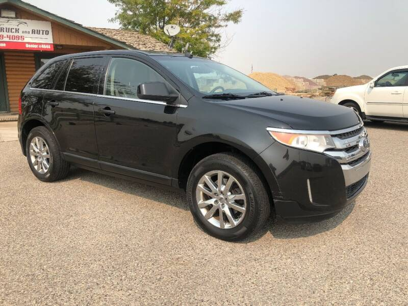 2011 Ford Edge for sale at 5 Star Truck and Auto in Idaho Falls ID