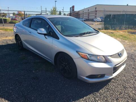 2012 Honda Civic for sale at Universal Auto Sales in Salem OR