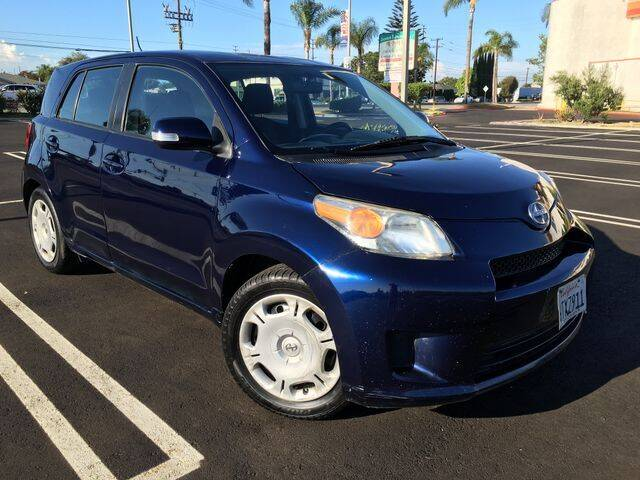 2012 Scion xD for sale at Beach Auto Group LLC in Midway City CA