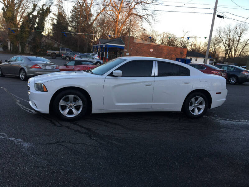 2012 Dodge Charger for sale at Diamond Auto Sales in Lexington NC