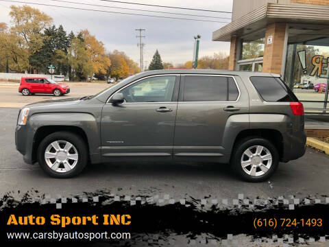 2012 GMC Terrain for sale at Auto Sport INC in Grand Rapids MI