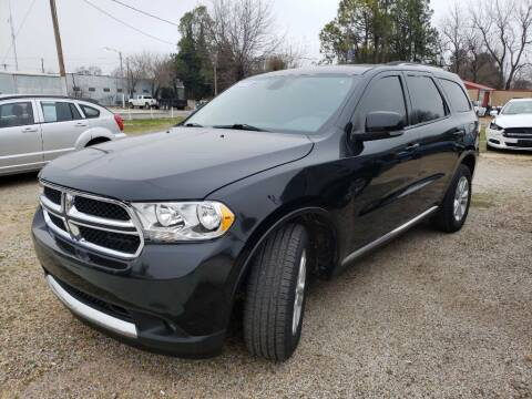 2011 Dodge Durango for sale at RAGINS AUTOPLEX in Kennett MO