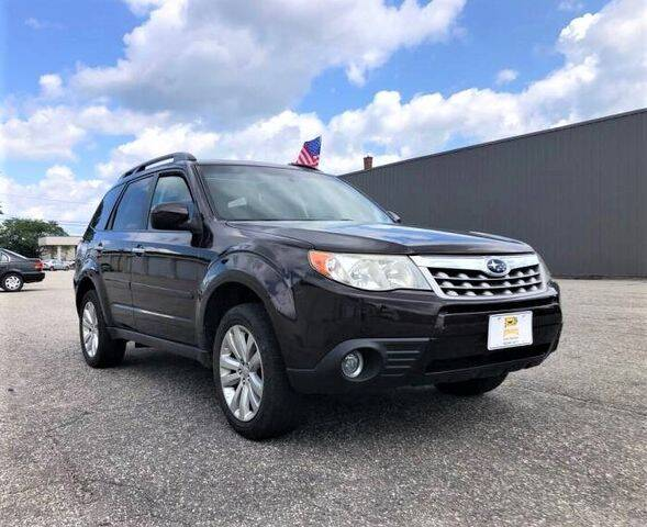 2013 Subaru Forester for sale at Ataboys Auto Sales in Manchester NH