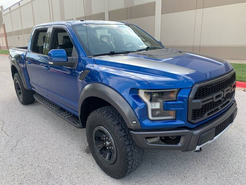 2017 Ford F-150 for sale at Austin Direct Auto Sales in Austin TX