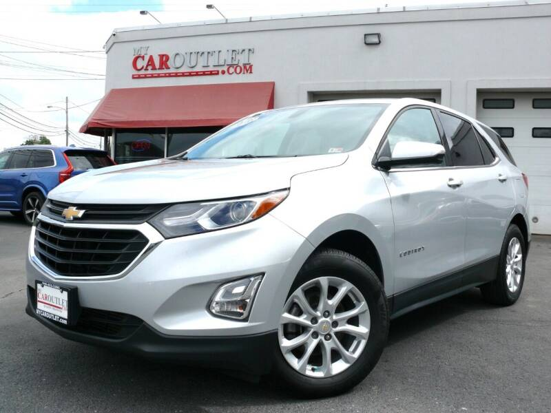 2018 Chevrolet Equinox for sale at MY CAR OUTLET in Mount Crawford VA