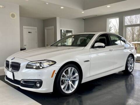 2015 BMW 5 Series for sale at Ron's Automotive in Manchester MD