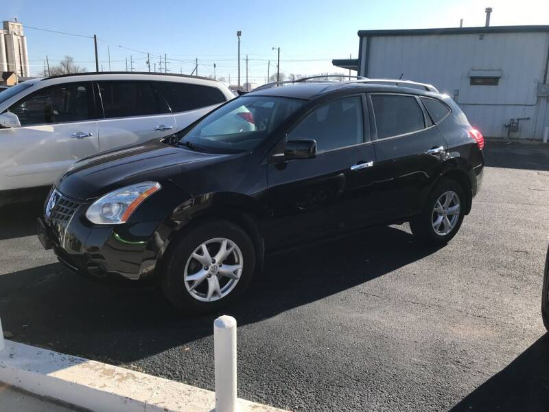 2010 Nissan Rogue for sale at Westok Auto Leasing in Weatherford OK